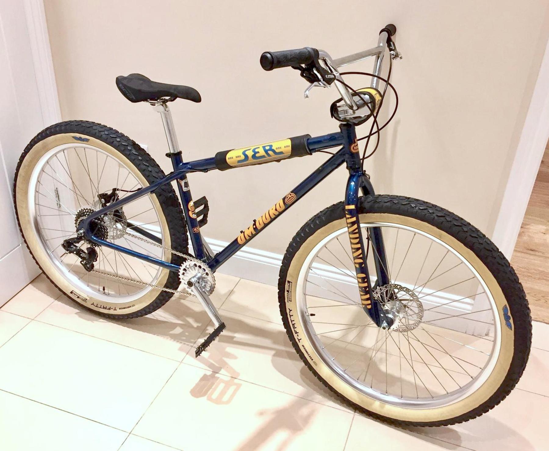 Fat Bike For Sale >> 2017 SE Racing OM Duro 29 - BMXmuseum.com