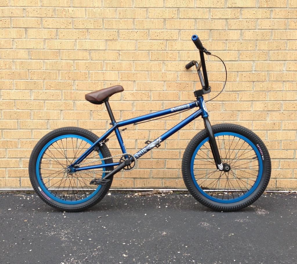 S/&M Bikes Pitchfork XLT