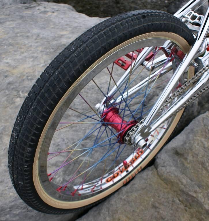 colored spokes - BMXmuseum com Forums