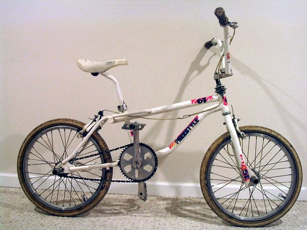 1988 GT Pro Freestyle Tour Team Model