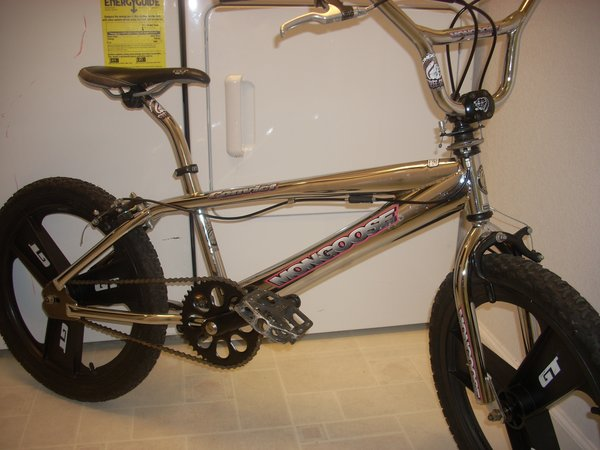 1998 Mongoose Convict