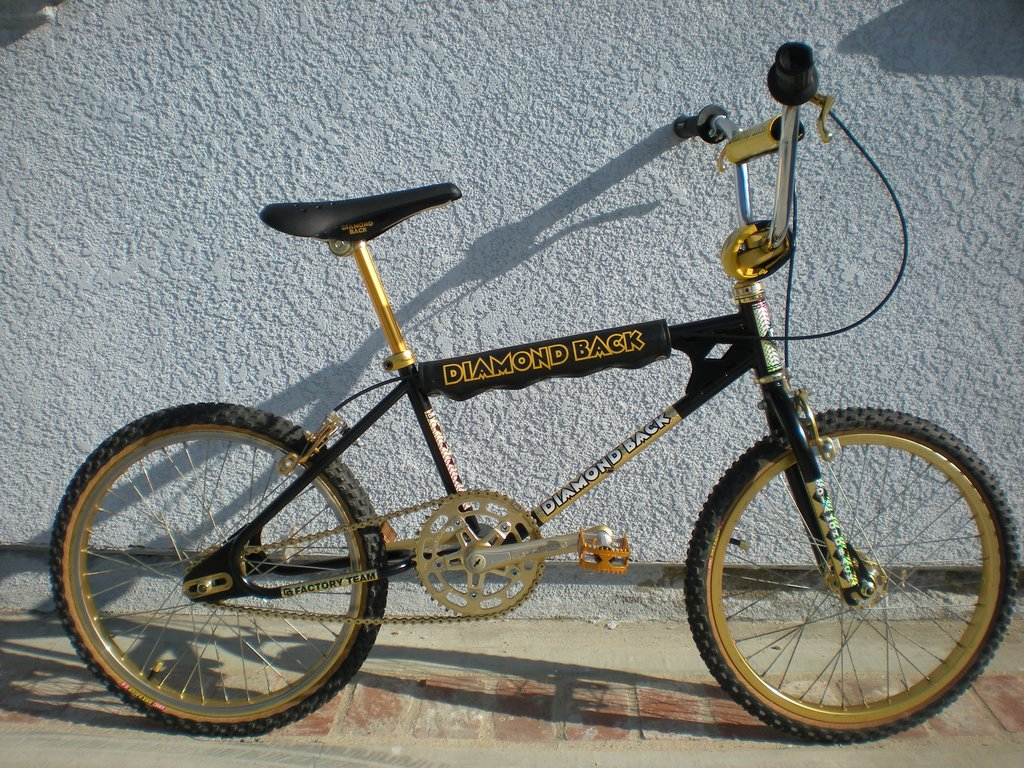 1980 Diamond Back Large Pro Bmxmuseum Com