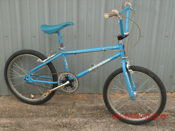 1986 Mongoose Expert