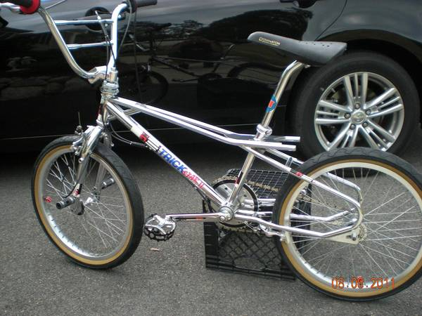 Hutch Bikes For Sale: 1987 Hutch Trick Star II
