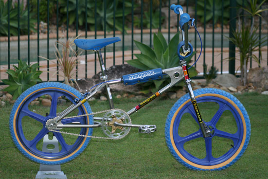 1980 Team Mongoose Bmxmuseum Com