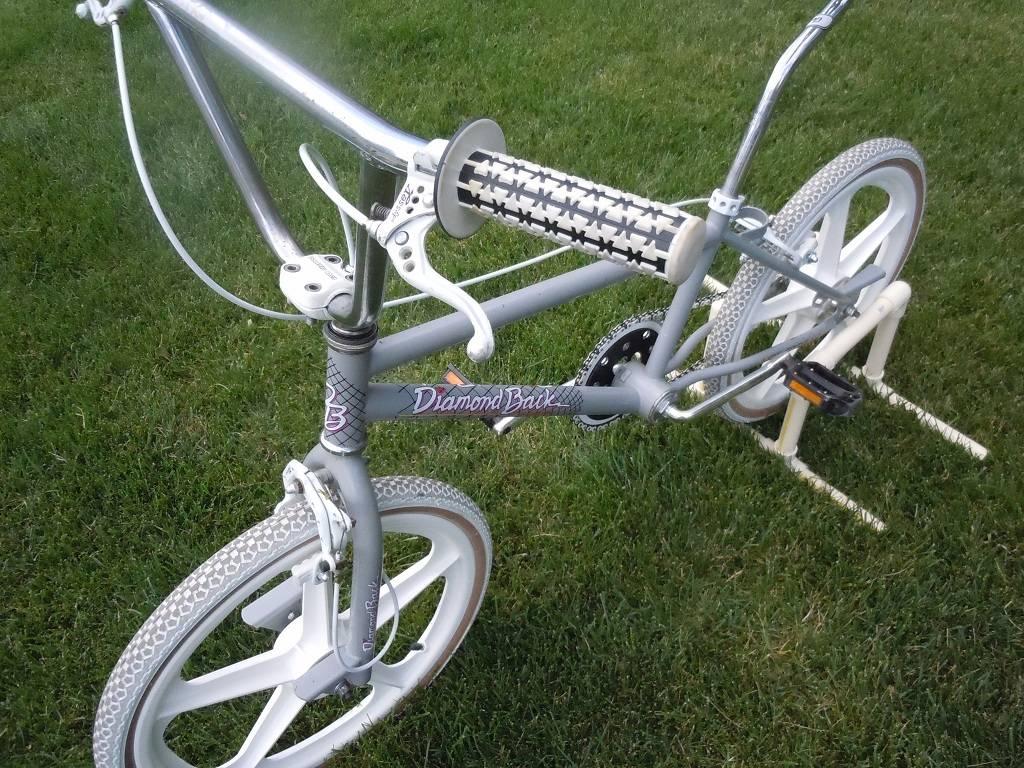 Bmx Bikes For Kids >> 1985 Diamond Back Hot Streak - BMXmuseum.com