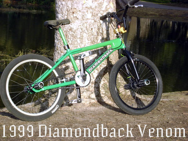 1999 Diamondback Venom