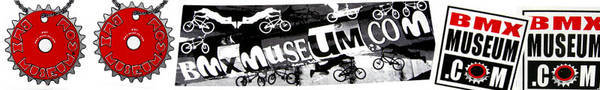 Image for BMXMUSEUM Stickers