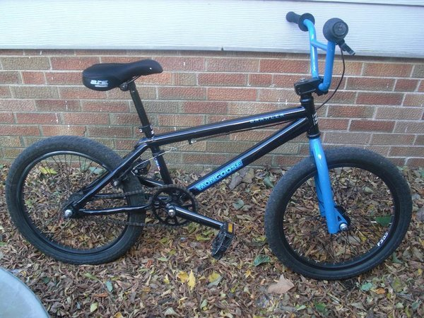 2008 Mongoose Brawler