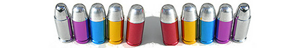 Image for Bullet Type Valve Caps $3.99 set of 2