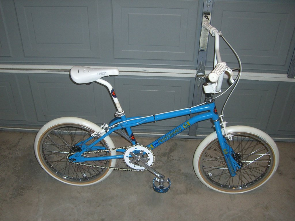 Spin Bikes For Sale >> 1985 GT Pro Performer - BMXmuseum.com