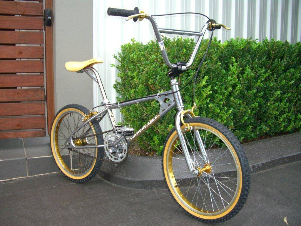 1981 Diamond Back Bmxmuseum Com