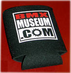 bmxmuseum Coozie cover