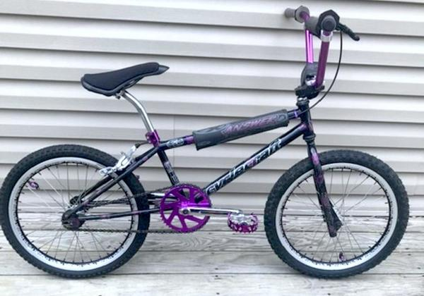 1995 Cycle Craft Pro
