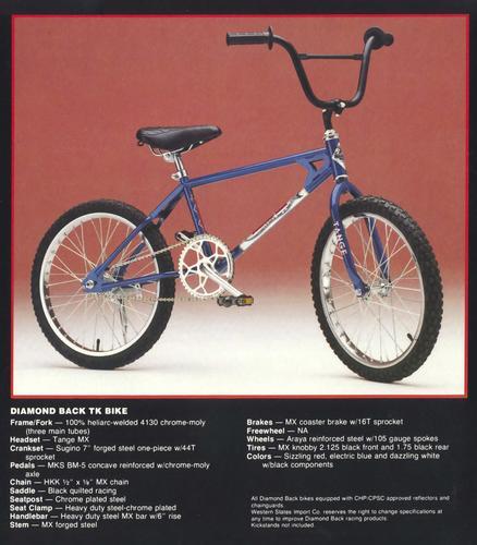 Dating bmx bikes
