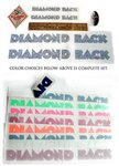 Stickers, DiamondBack Rub-on cover