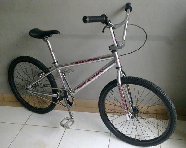 1997 Diamondback Reactor 24