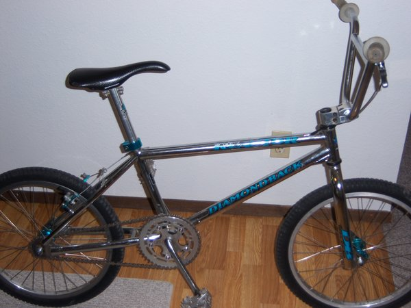 1995 Diamondback Reactor