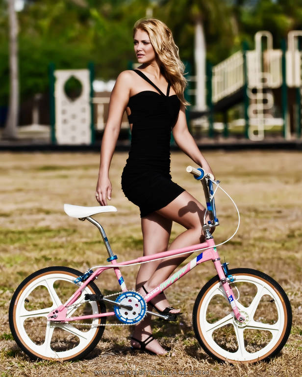 1985 haro sport - Pictures of chicks on bikes ...