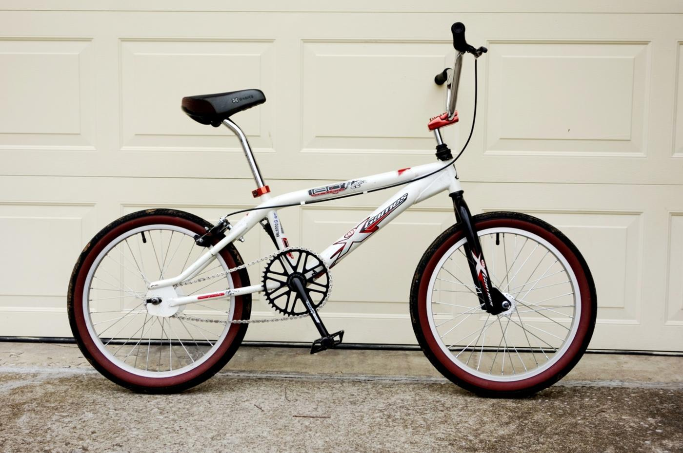 X Games Bmx Bike 2001 X Games - BMXmuse...