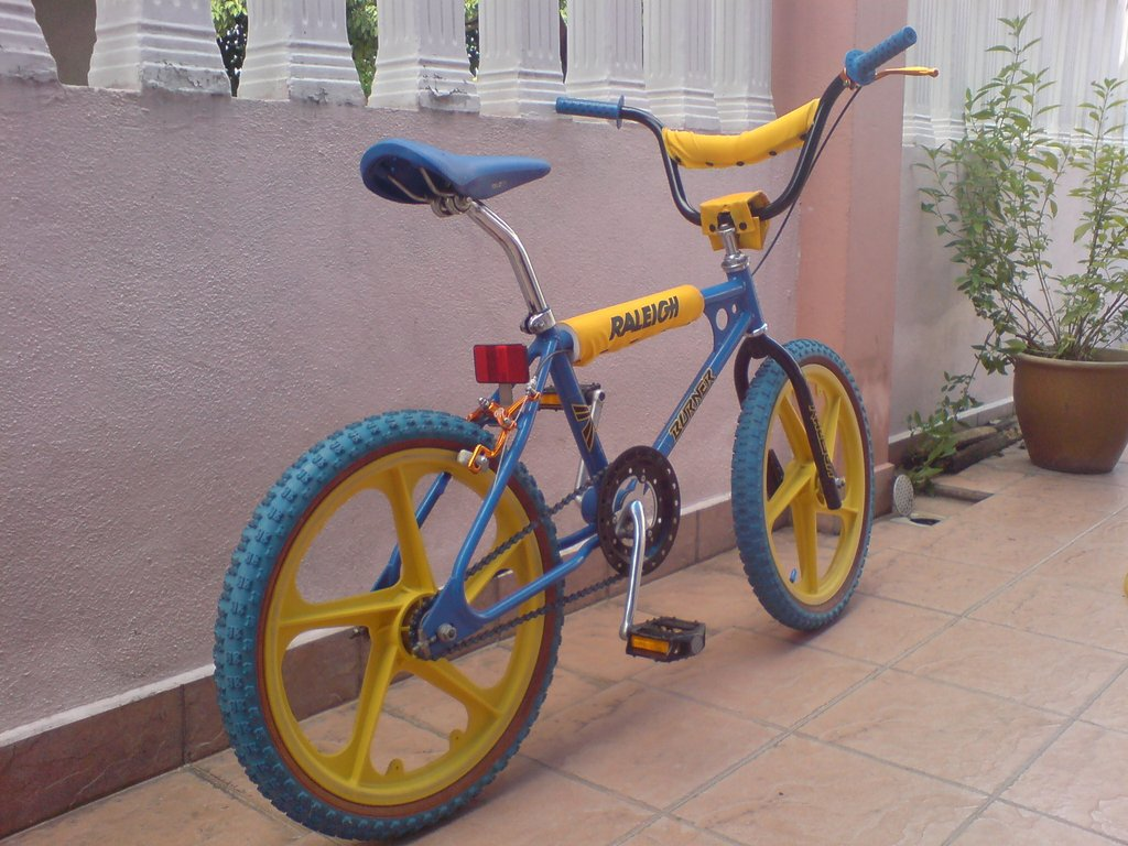 Racing Bikes For Sale >> 1980 Raleigh Burner - BMXmuseum.com