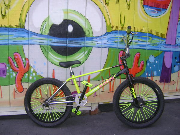 2017 Haro Master Lineage