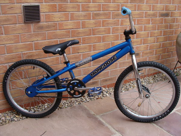2007 Mongoose Motivator Mini