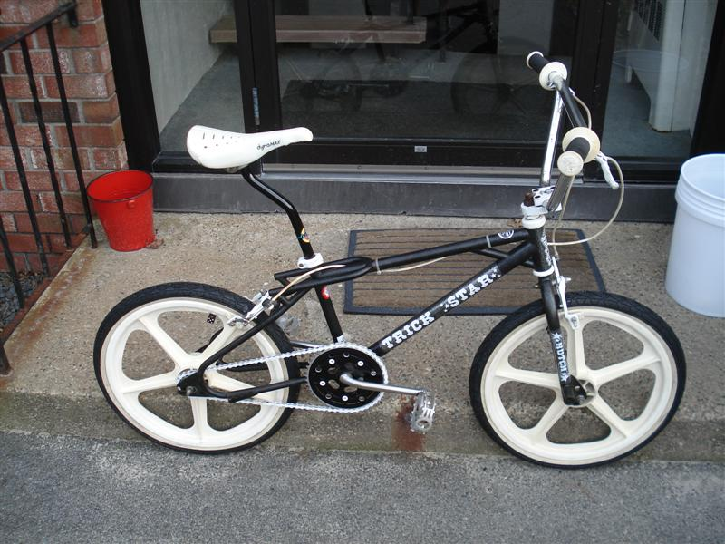 Hutch Bikes For Sale: 1984 Hutch Trick Star
