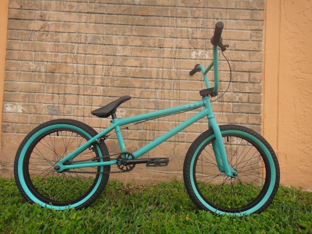 2011 Verde VEX - BMXmuseum.com