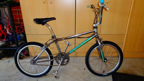 1994 Mongoose Villian