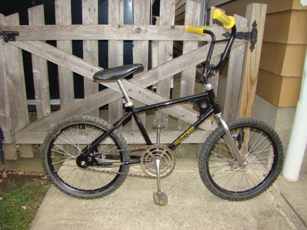 1978 Huffy Thunder Trail BMX 38