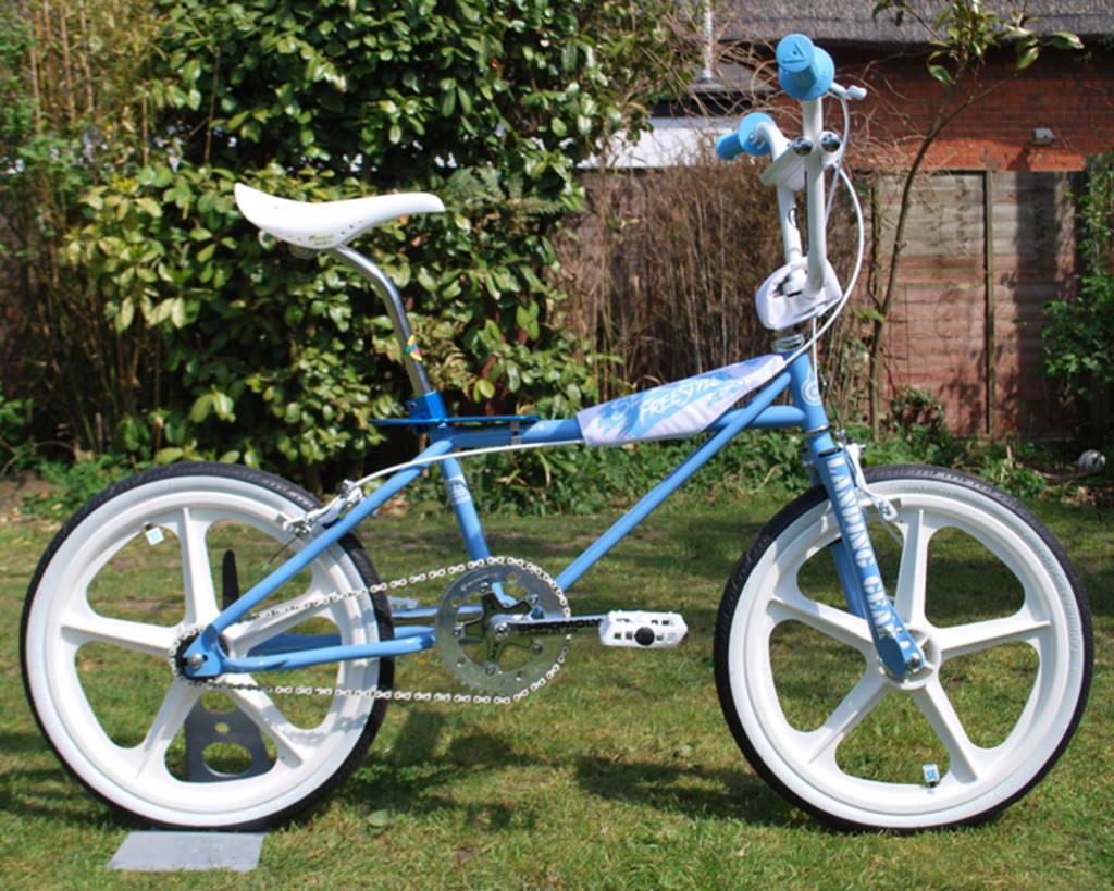 1985 Se Racing Quadangle Freestyle Bmxmuseum Com