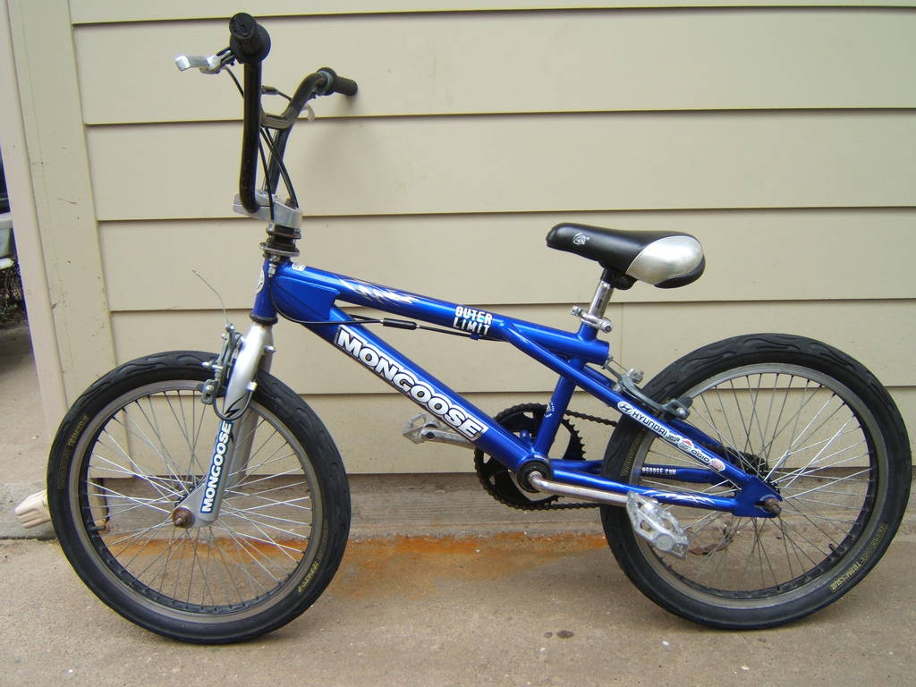 2003 Mongoose Outer Limit - BMXmuseum.com