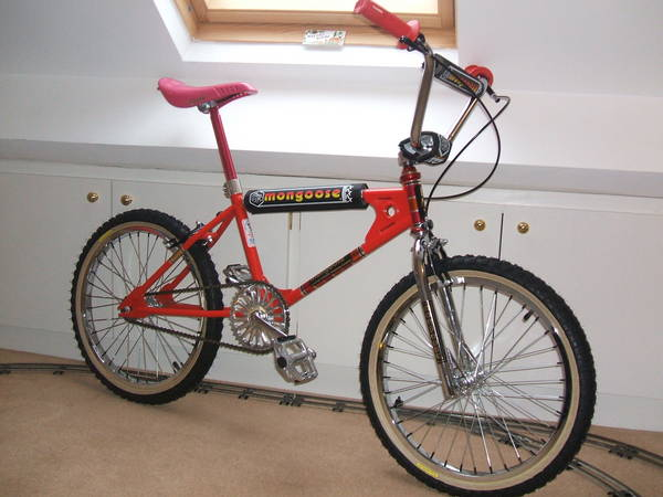 1982 Ammaco Mongoose