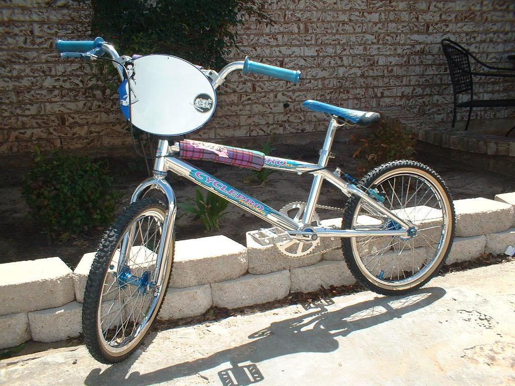 1995 Cycle Pro Racing Pro Xl Bmxmuseum Com
