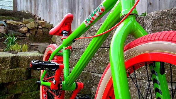 sunday funday watermelon bike for sale