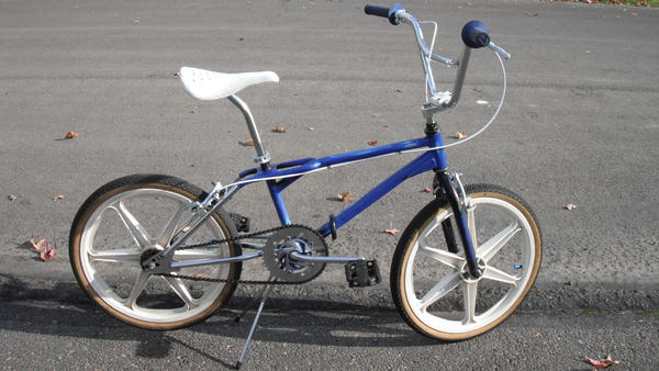 1987 Norco Spitfire Turbo