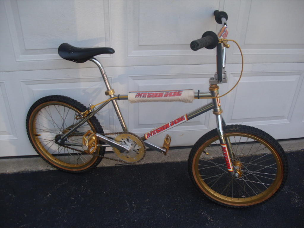 Patterson Bmx Serial Numbers