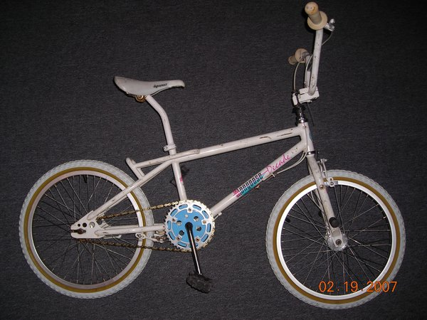 1988 Mongoose Decade