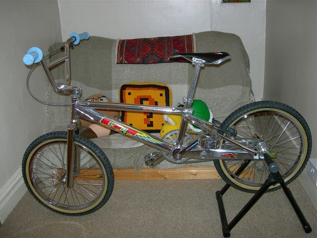 1998 Gt Speed Series Team Xxl Bmxmuseum Com
