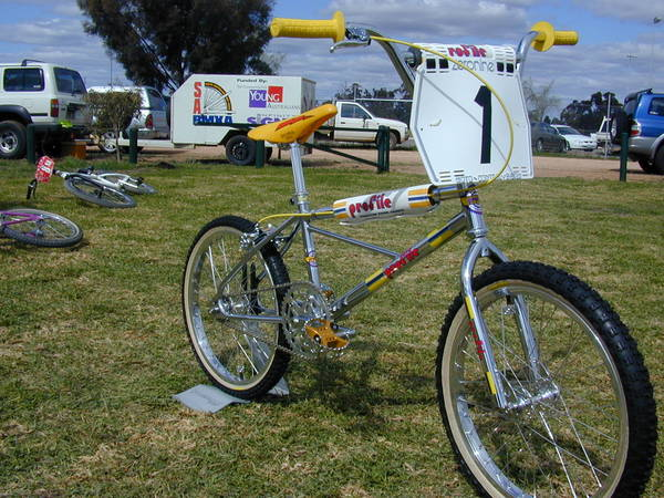 1983 Profile Racing Champ Pro