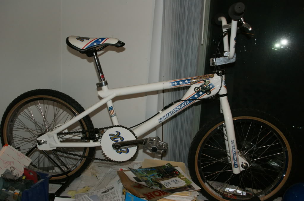 Famous Evel Knievel Bike At Auction: Bicycle: Evil Knievel Bicycle For Sale