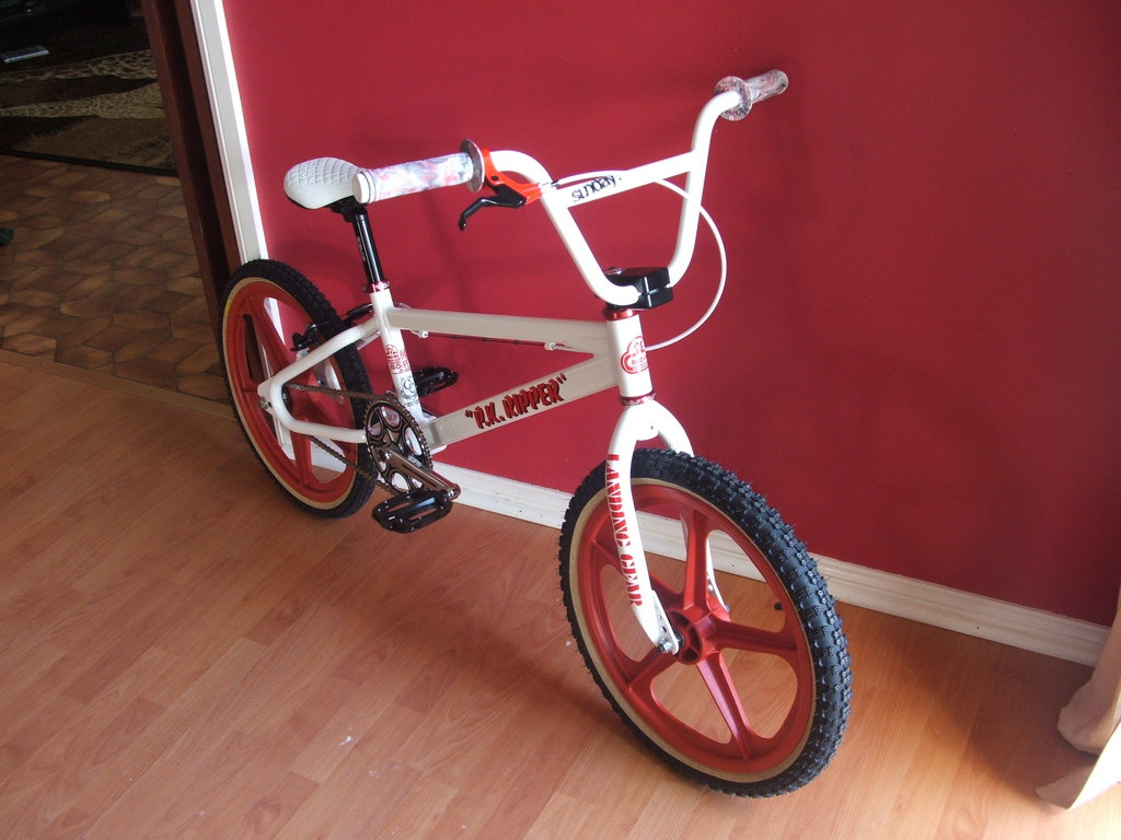 SE Racing PK Ripper Red Decals