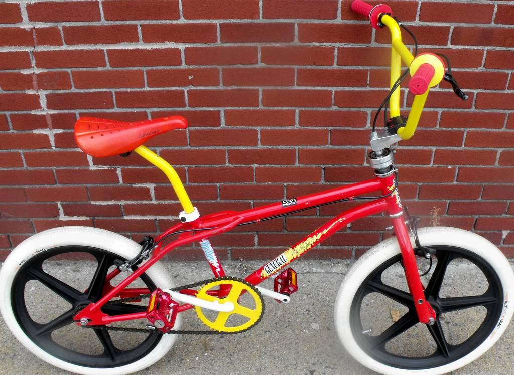 Bmx bike hustler