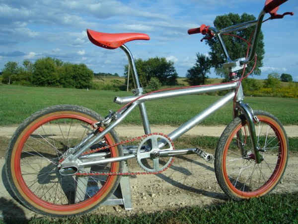 1985 American Bicycle Manufacturing Race Tech Freestyle