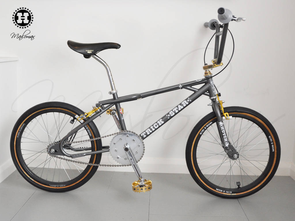 Hutch Bikes For Sale: 1985 Hutch Trick Star