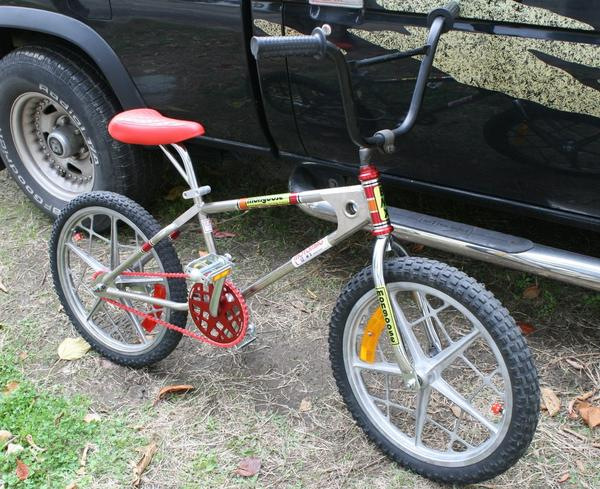1980 Mongoose Motomag