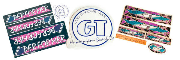 Image for GT Stickers