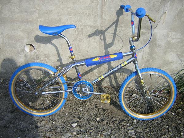 GT Mach 1 BMX Bike http://bmxmuseum.com/bikes/gt_bicycles/36130