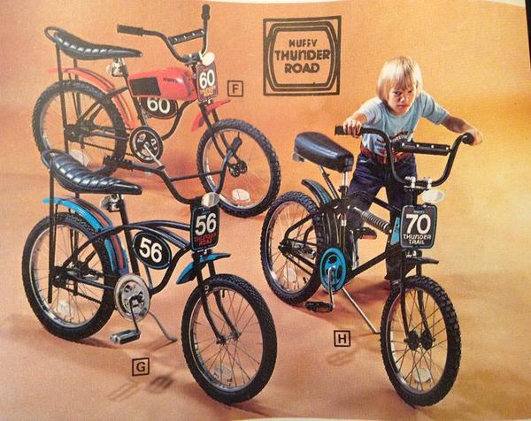 1978 Huffy Thunder Road 56 Bmxmuseumcom